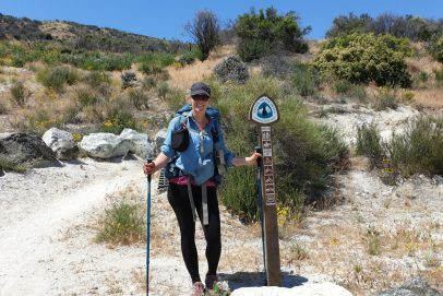 Podcast met Jacoba de Boer over de Pacific Crest Trail