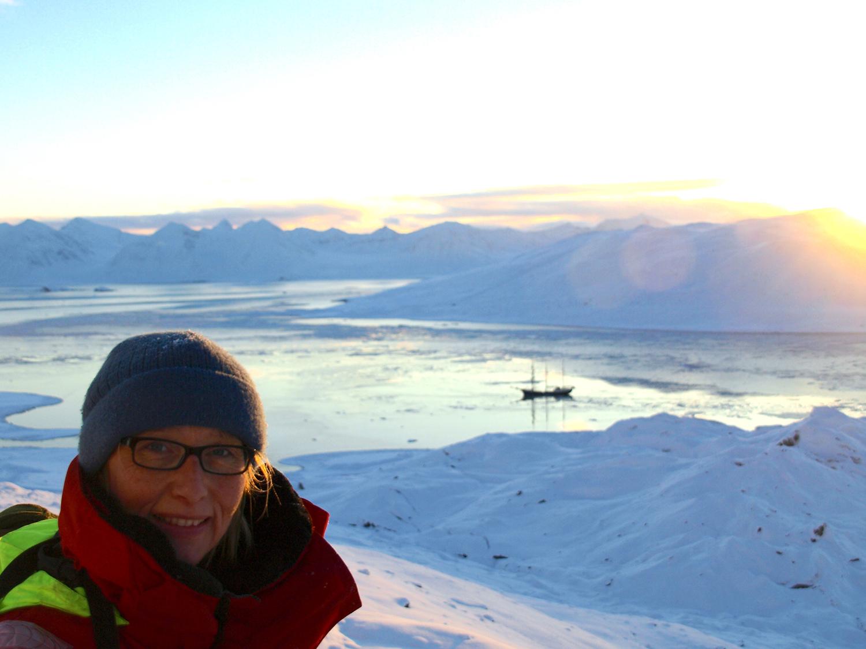 podcast met Annet Achterkamp van SeaWind Adventures