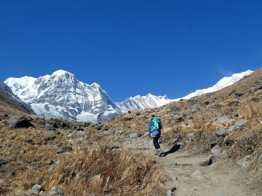 Avontuurlijk leven: op weg naar Annapurna Base Camp in Nepal